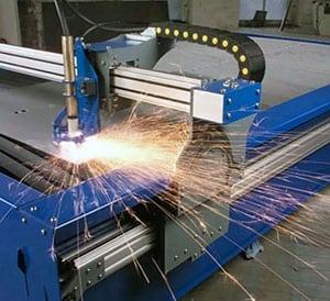 plasma cutting machine with plasma technology-plasma cutting table for thermal cutting