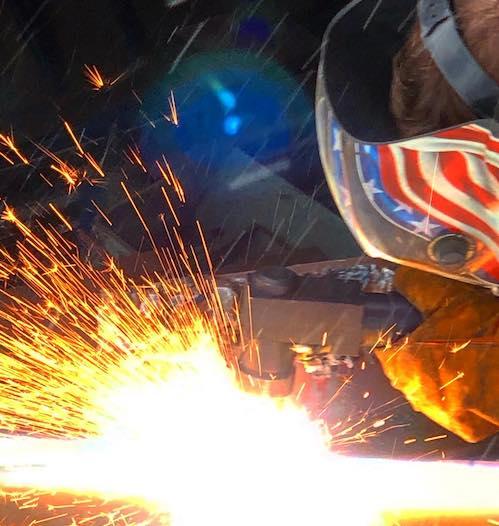 Hand-held plasma cutting & thermal machines